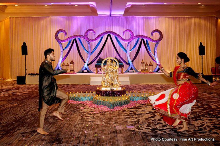 Sangeet Ceremony Beautiful Capture