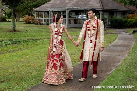 Super sweet Indian couple.