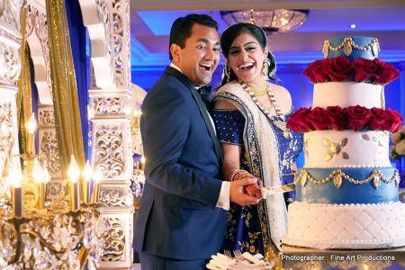 Unique, Stylish Wedding Cakes