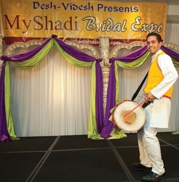 Dholi : MyShadi Bridal Expo