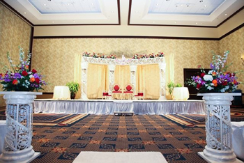 Decoration: Parsi Wedding