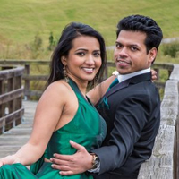Pooja and Prashant
