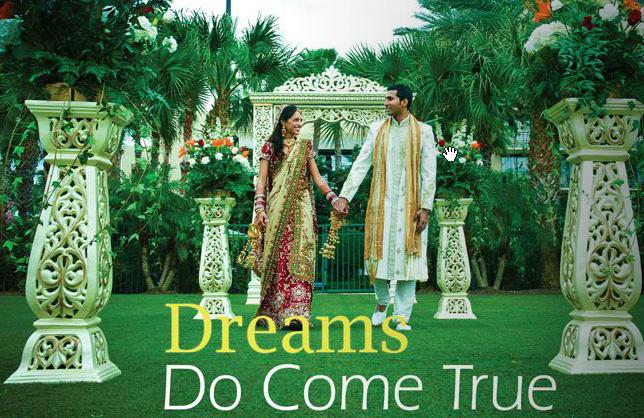 Dreams Do Come True Kavita Weds Prashanth