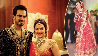 Esha-Deol-and-Bharat-Takhatani-Wedding