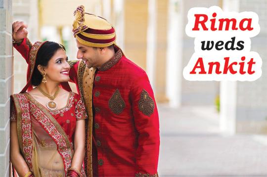 Rima-weds-Ankit