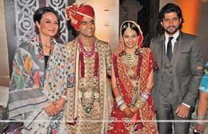 Abhinav and Prerna