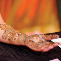 2014 Atlanta MyShadi Bridal Expo Mehndi Competition by Rina Shah