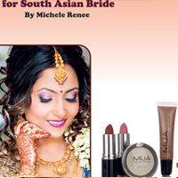 Top 5 Hair And Makeup Tips for South Asian Bride By: Michele Renee