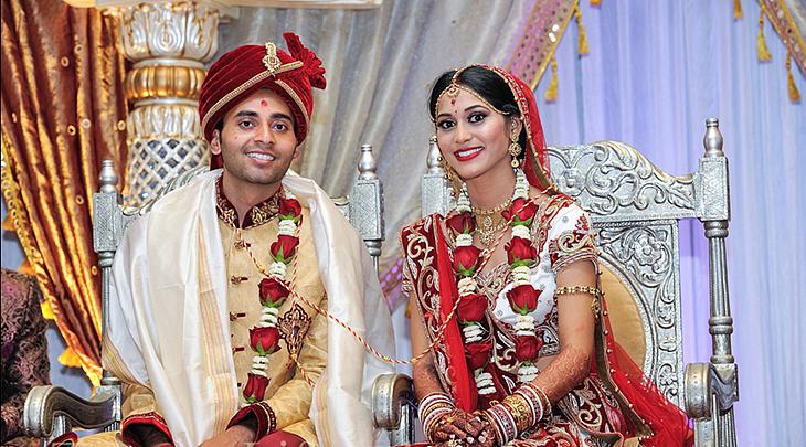 Bhumi_weds_Nikhil_pic1