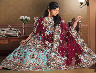 Latest Design Of Bridal Dress 2014