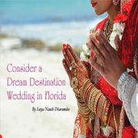 Consider a Dream Destination Wedding in Florida