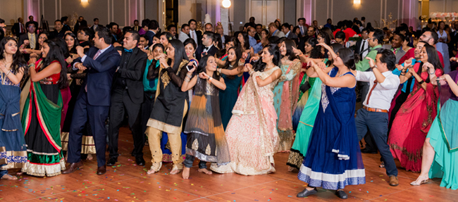 Five Must-Haves at an Indian American Wedding