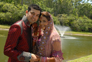 The Taj Wedding