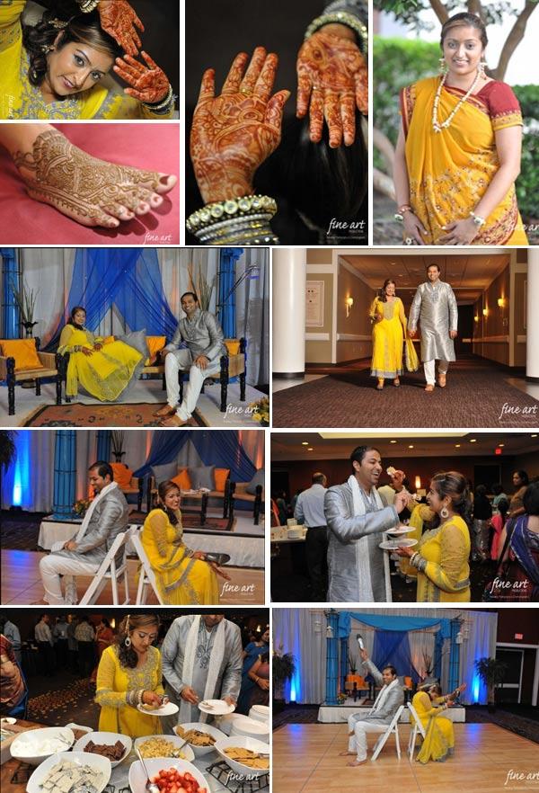 Ekta weds Vipal Sangeet Party