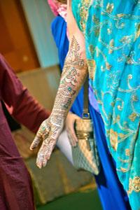 Mehendi bridal designs