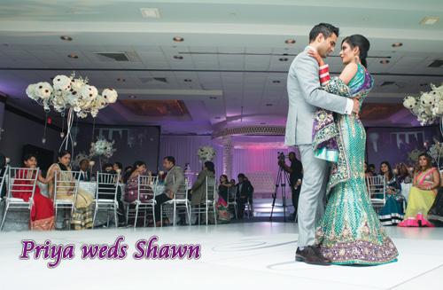 Priya weds Shawn