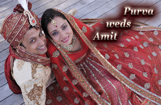Purva weds Amit