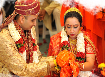 Meena Putatunda Weds Vick Mukherjee