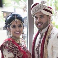 Aarohi weds Viral