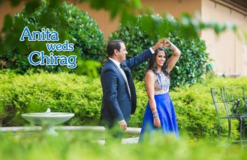 Anita Weds Chirag