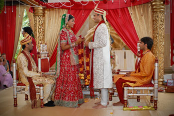 Radha Mahesh Wedding Plan