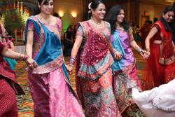 Jay Nilu Wedding Raas Garba
