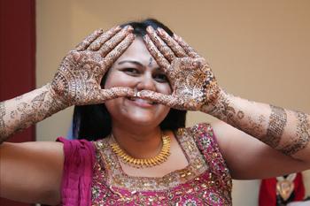Wedding Story Nilu & Jay Patel - Mehendi