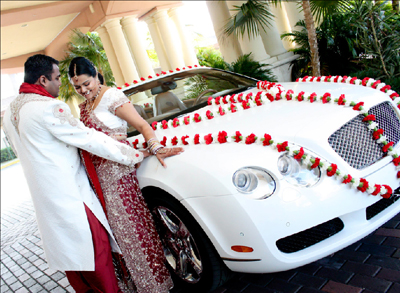 Jay Nilu Wedding Story - The Beginning