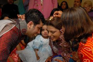 Sharjeel Weds Nazreen