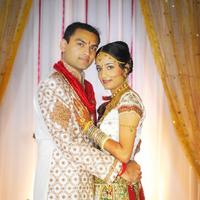Shruti and Hiren's wedding
