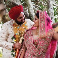 Sonya weds Vikram