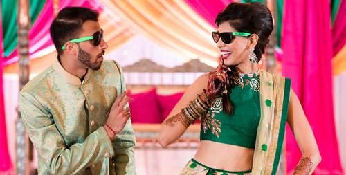 Garba Ceremony of Nisha and Aamir