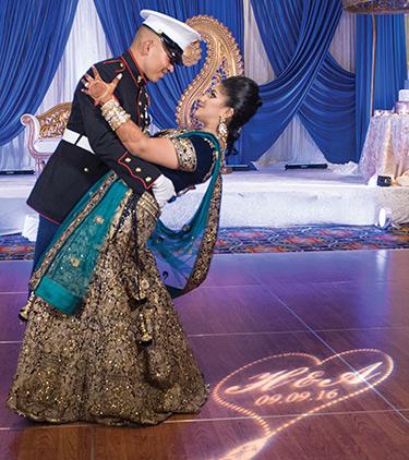 Anukiran weds Hector