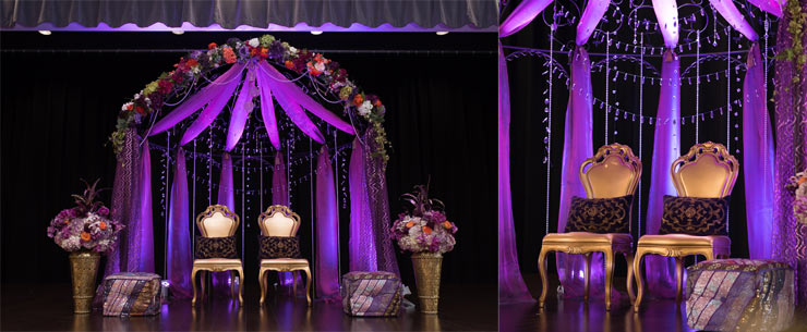An Egyptian Wedding at the Beautiful Magnolia House