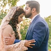 Iqra Ameen and Umair Khalid