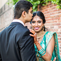 Ish Bahalla and Nitya Moothathu