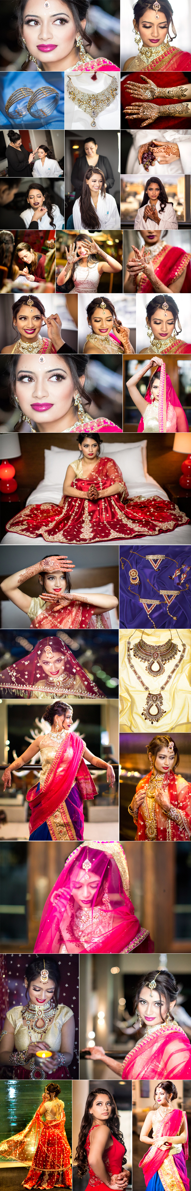 A Tribute To Indian Bridal 2017