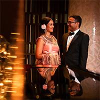 Latika Sharma and Sameek Chanda