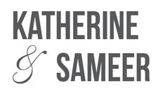 Katherine and Sameer