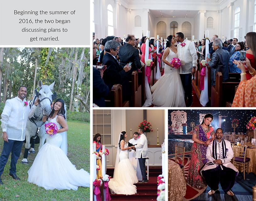 Wedding of Katherine and Samir