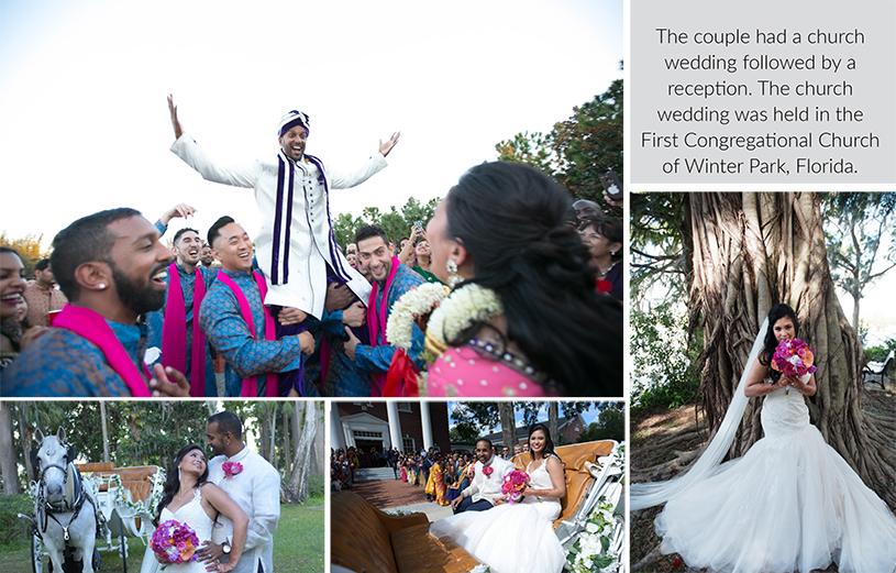 Wedding of Katherine and Sameer