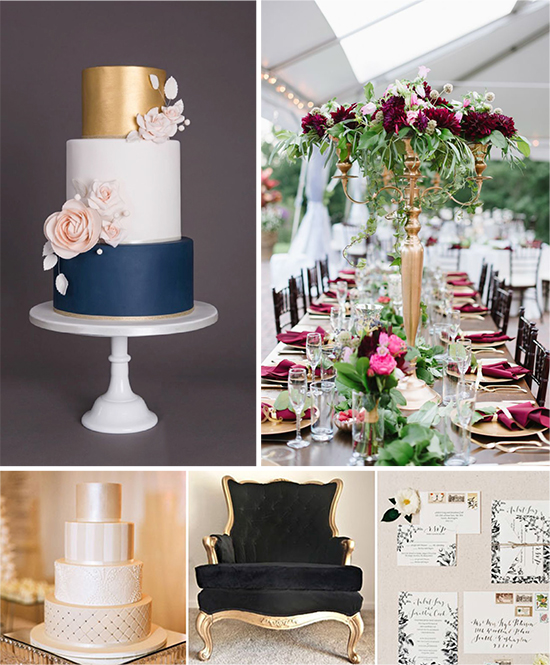 2018 Wedding Color Trends