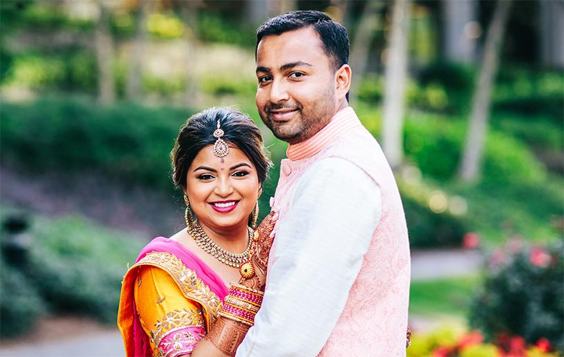 Niketa and Ishan Wedding