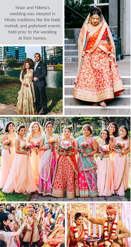 Niketa and Ishan Wedding and Reception