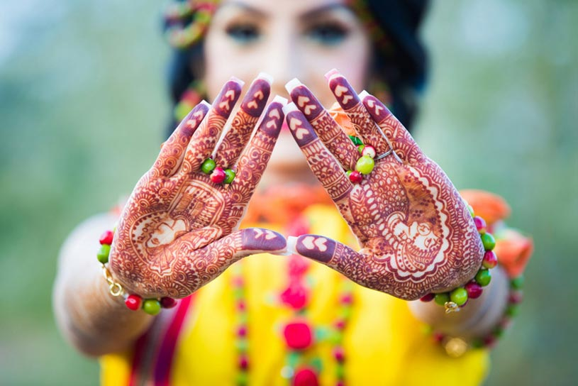 Mehndi - Indian Wedding Tradition