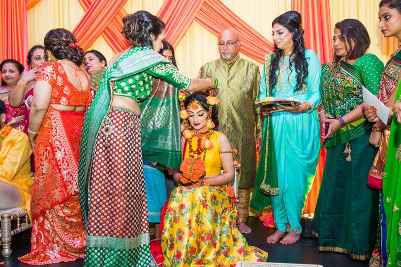 Haldi Ceremony: The Turmeric Ritual