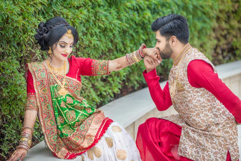 Panetar - Bridal Outfits - Indian Wedding Saree