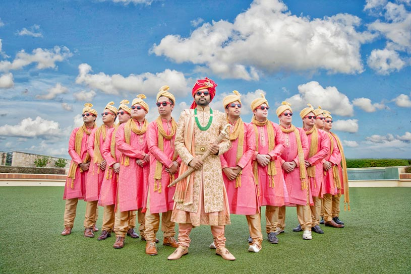 Indian Groom Wedding Wear