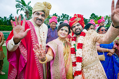 Baraat - Indian Wedding Traditions
