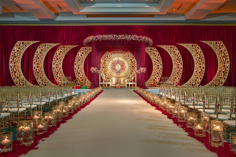 Mandap - Indian Wedding Decorations